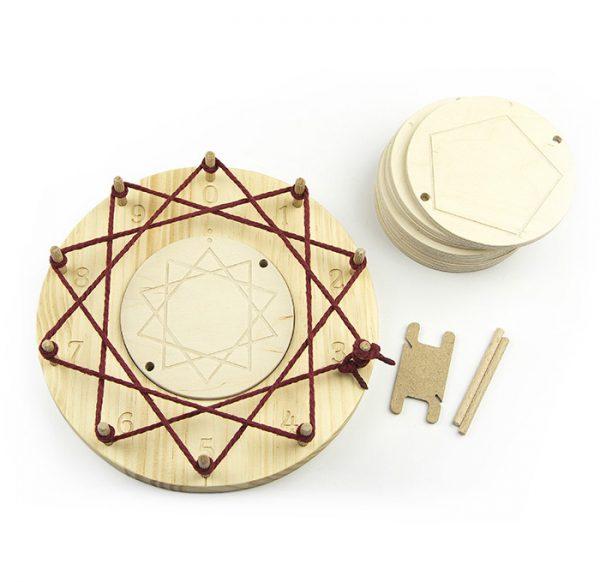 Círculo de creación Fizz - Waldorf/Montessori